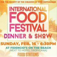 International Food Festival - Dinner & Show